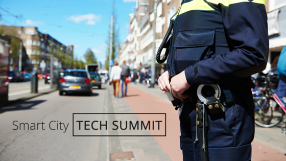 Smart City Tech Summit Sponsored Tickets