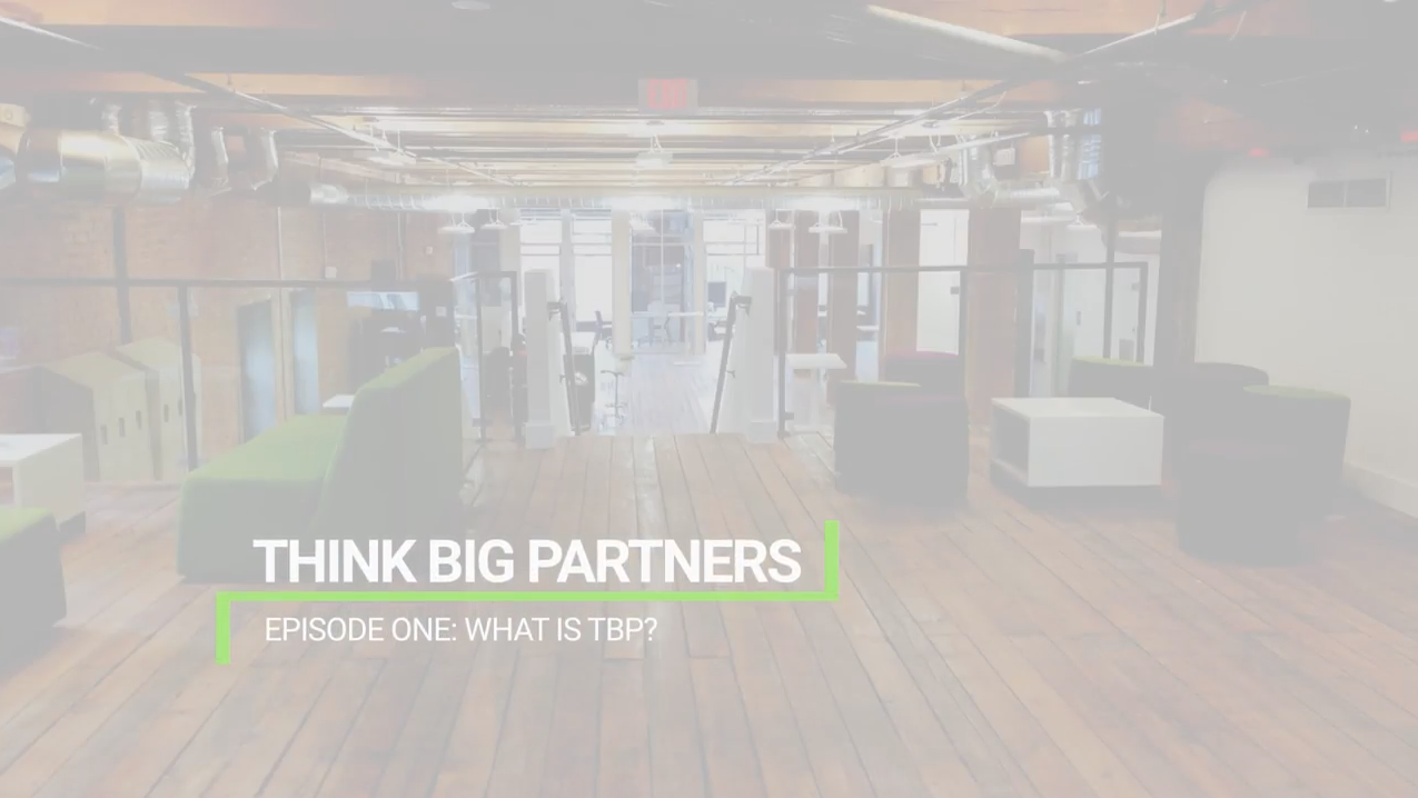 What is Think Big Partners?