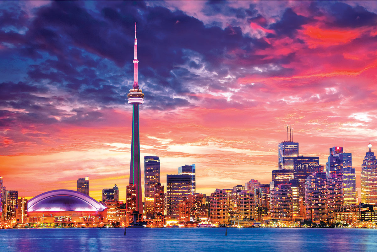 Smart City Workshops<br>City of Toronto, Ontario, Canada