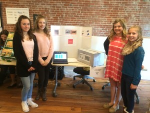 Middle School Winner SensED IOT Student Innovation Challenge