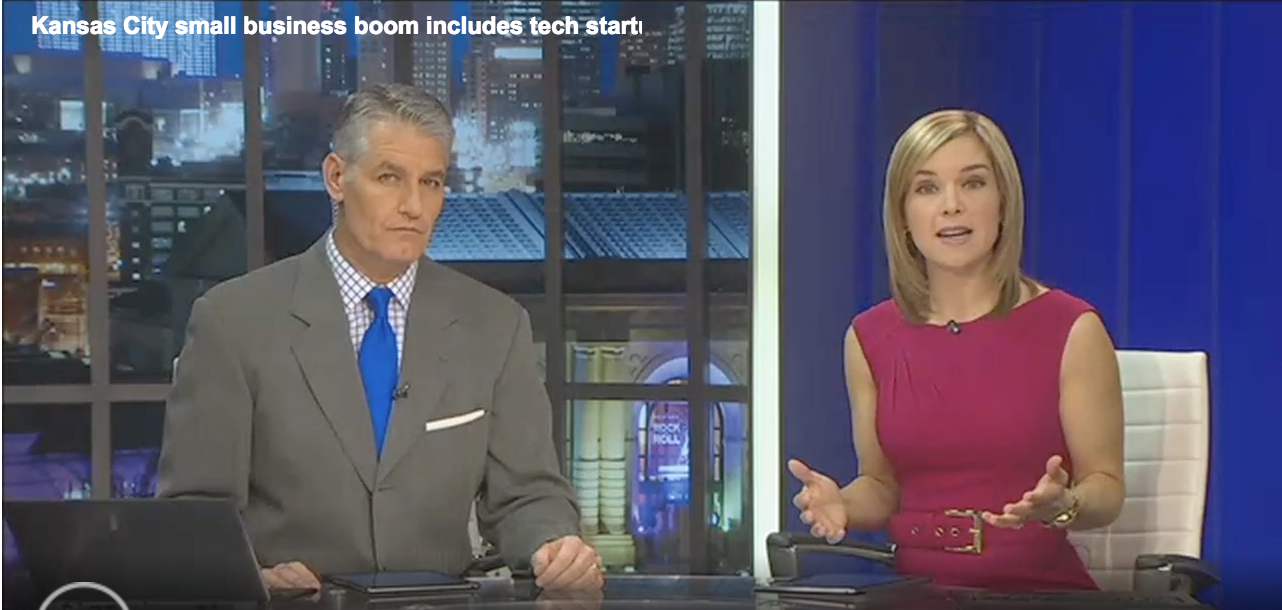 KCTV5 Reports Tech Startup Boom in Kansas City