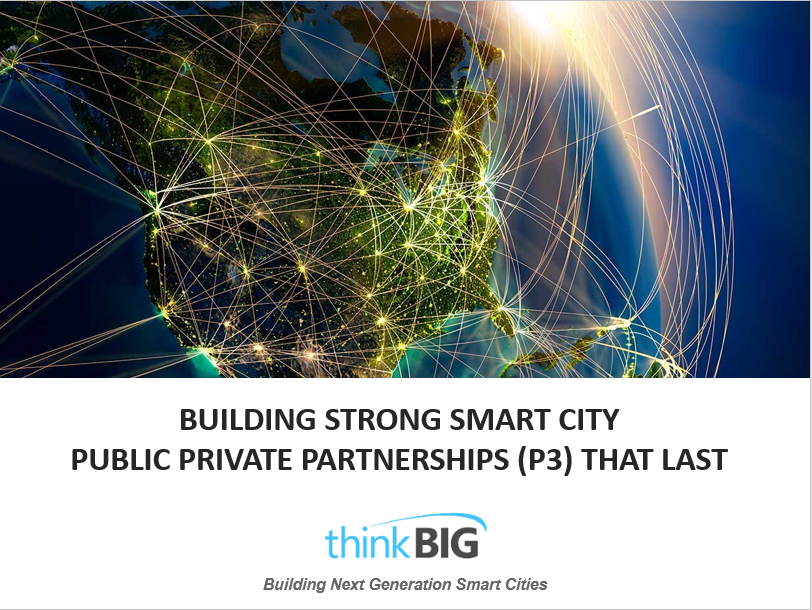 smart city public-private partnership